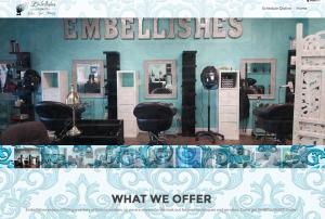 Embellishes